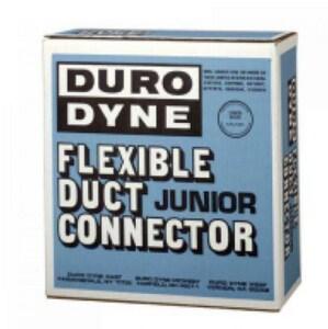 Duro Dyne National 28 ga Junior Flexible Duct Connectors D10169