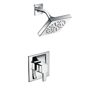 Moen 90 Degree™ 1.75 gpm Single Lever Handle Shower Trim Only in Polished Chrome MTS2712EP