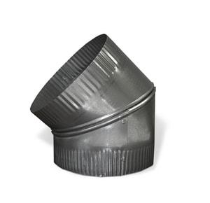 45 ° Spiral 14 in Duct Elbow SHMSP4