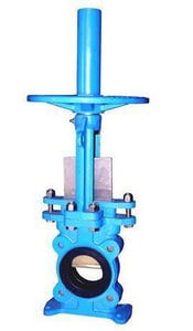 FNW® Figure 60R 4 in. 316L Stainless Steel Flanged Knife Gate Valve FNW60RP