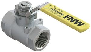 FNW 304 Stainless Steel Full Port NPT 150# Ball Valve FNW220SE