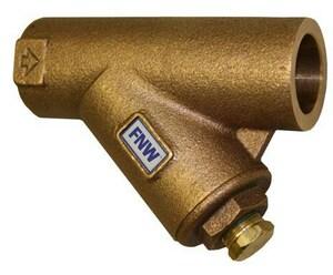 FNW® Figure 510 1/2 x 1/2 in. 250# Wye Strainer FNW510
