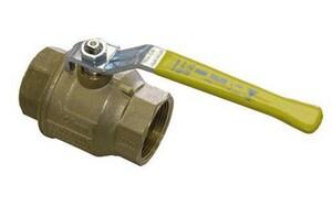 FNW® 3/8 in. DZR Brass Full Port Threaded 600# Ball Valve FNW420C at Pollardwater