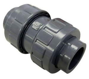 FNW® 345 1-1/4 in. PVC NPT x Sweat Check Valve FNW345VH