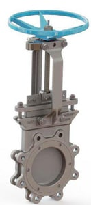 FNW® Figure 2020 8 in. 316 Stainless Steel Flanged Knife Gate Valve FNW2020TX