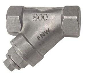 FNW® Figure 14B-YSS 2 in. 800# 20 Mesh Stainless Steel Thread Wye Strainer FNWYSSK
