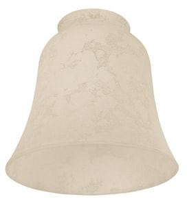Craftmade International Ellington Ceiling Fan Glass Accessory Shade with Alabaster Frost C195