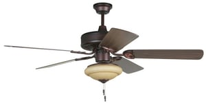 Craftmade International CXL 69W 52 in. 5-Blade Indoor Ceiling Fan in Oiled Bronze (Less Blades) CCXL52OB