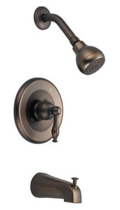 PROFLO® Teapot 2 gpm Single Lever Handle Tub and Shower Trim in Oil Rubbed Bronze PF5654ORB