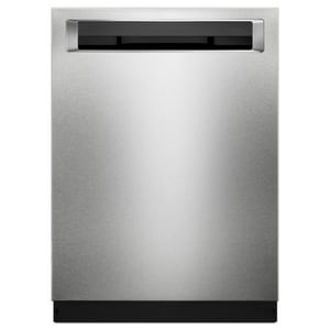 Kitchenaid 46dB Pocket Handle Dishwasher with Third Level Rack in Printshield Stainless Steel KKDPE234GPS