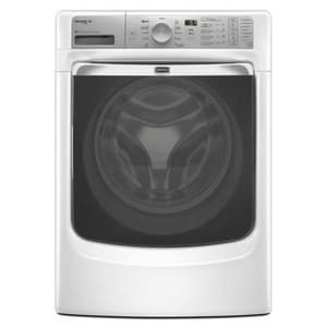 Maytag Maxima® 4.3 cf 11-Cycle Steam Washer in White MMHW8000AW