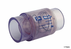 NDS Series 1050C 1 in. PVC IPS Check Valve N1050C