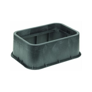 NDS 19 x 14 x 6 in. Extension in Black N1136