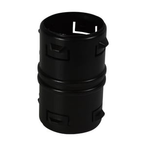 NDS EzFlow® 6 in. Compression Corrugated Straight PVC Internal Coupling N6C07