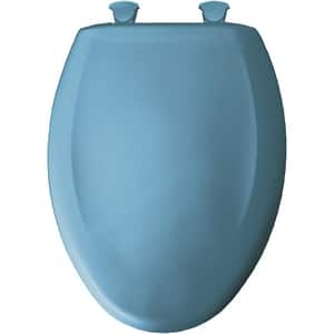 Bemis Whisper-Close® Elongated Closed Front Toilet Seat With Cover in New Orleans B1200SLOWT144