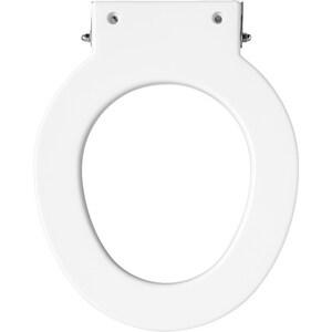 Tremendous Bemis Medic Aid 17 1 2 In Round Toilet Seat In White 4Lr Creativecarmelina Interior Chair Design Creativecarmelinacom