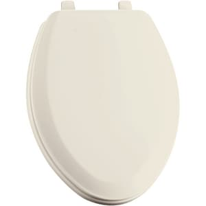 Groovy Bemis Connor Plastic Elongated Closed Front Toilet Seat In Dailytribune Chair Design For Home Dailytribuneorg