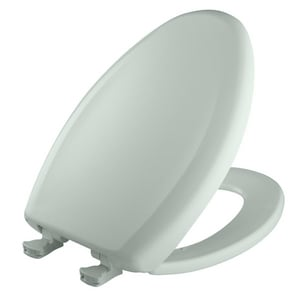 Bemis Whisper-Close® Elongated Closed Front Toilet Seat With Cover in Spring B1200SLOWT645