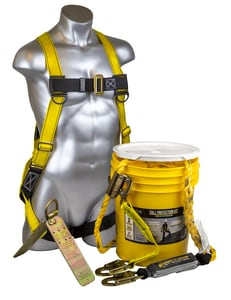 GF Protection S-L Size Bucket of Safe-Tie GUA00815