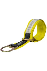 GF Protection 10 ft. Cross Arm Strap with D-Ring G10790