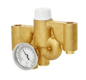 Speakman Safe T Zone 3 4 X 1 In Fnpt Thermostat Mixing Valve Stw 362 Ferguson