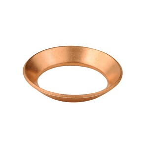 JB Industries 1/4 in. Copper Flare Gasket JB24