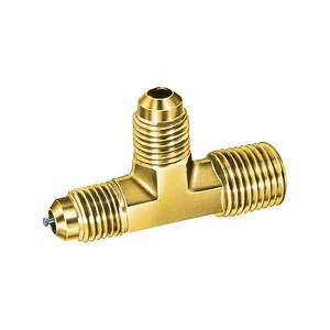 JB Industries 1/4 Male Pipe Thread RUN Tee JA31514100