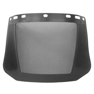 ERB Safety Mesh Screen Face Shield in Black E15196
