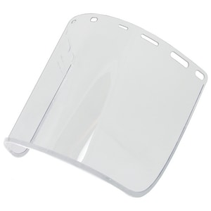 ERB Safety Banded Face Shield in Clear E15191