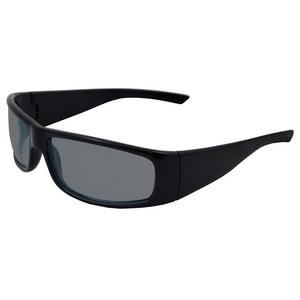 ERB Safety Boas Xtreme Safety Glasses with Black Frame & Smoke Lens E17921