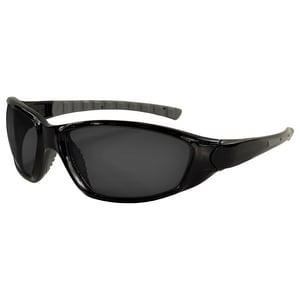 ERB Safety Ammo™ Grey Lens Safety Glasses E15413
