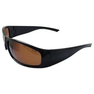 ERB Safety Boas Xtreme Polarized Brown Smoke Lens Safety Glasses E17923