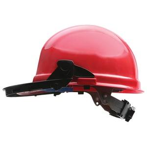 ERB Safety Plastic Visor Carrier In Black E15161