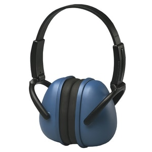 ERB Safety Folding Ear Muff in Blue E14231