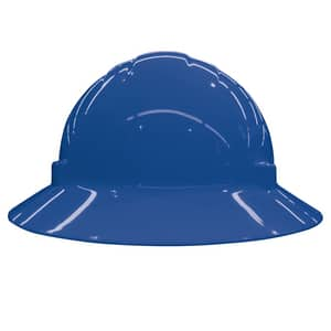 ERB Safety Americana® Full Brim Safety Helmet with Mega Ratchet E1922