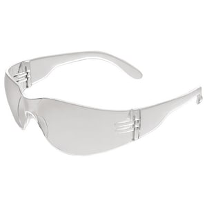 ERB Safety iProtect Safety Glasses with Clear Frame & Clear Lens E17940