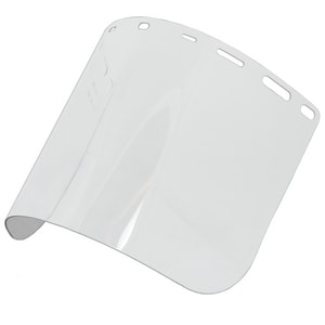 ERB Safety Polyethylene Clear Face Shield E15187