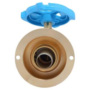 3/4 in. Brass Push-to-Connect x MHT No Kink Hose Bibb S24633LF