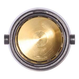 Sharkbite 1-1/4 in. Push-to-Connect Brass DZR End Cap SUXL04