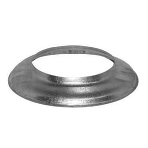 American Metal Products AmeriVent® 10-7/8 in. Gas Vent Collar Galvanized Steel ARSC