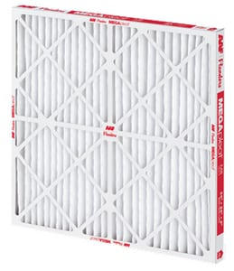 American Air Filter 22 x 21 x 2 in. Pleated Filter A1721221A22A