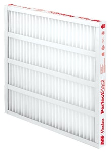 American Air Filter 21-1/4 x 13-1/2 x 1 in. MERV 8 Pleated Filter A1731113E21C