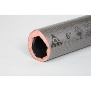 Atco Rubber Products 5 in. x 25 ft. Flexible Air Duct R4.2 A17002405