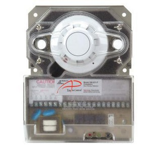 Apollo America SM-501 Series 9-1/8 in in. Photoelectric Duct Smoke Detector ASM501P