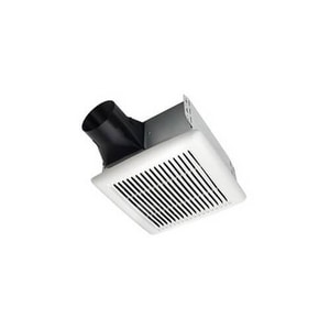 Broan InVent™ Series 50 CFM Bathroom Exhaust Fan in White BAE50F
