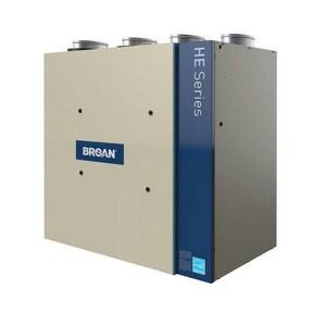 Broan Nutone HE Series 250 cfm Heat Recovery Ventilator BHRV250TE