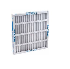Clarcor Air Filtration Products Purolator™ 20 x 15 x 2 in. MERV 8 Synthetic Fiber Self-Supported Pleated Air Filter C5251104925