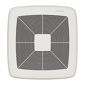 Broan Nutone Ultra Green™ Bathroom Exhaust Fan in White BXB