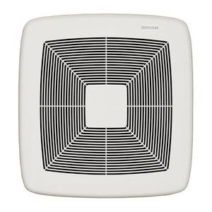 Broan Nutone Ultra Green™ 50 CFM Bathroom Exhaust Fan in White BXB