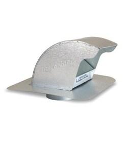 In-o-vate Technologies DryerJack™ 12 x 5 in. Roof Vent Galvalume IDJK466